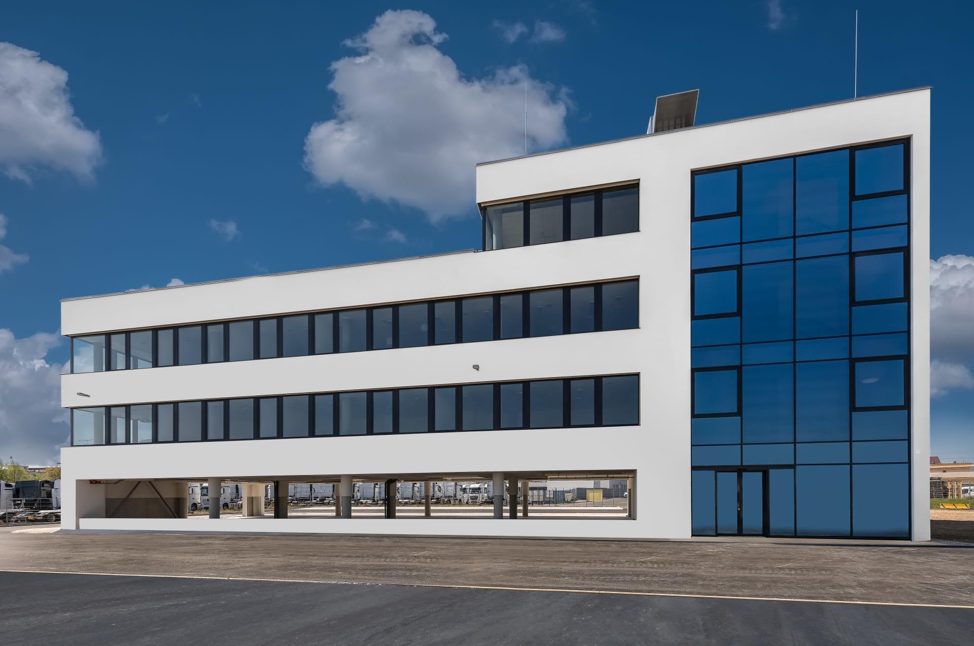 Nové sídlo Mercedes-Benz Trucks