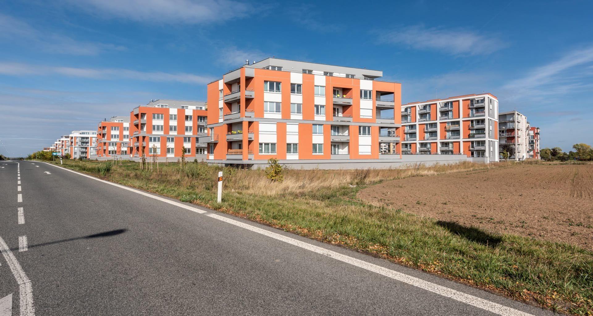Bytové domy Na Radosti II