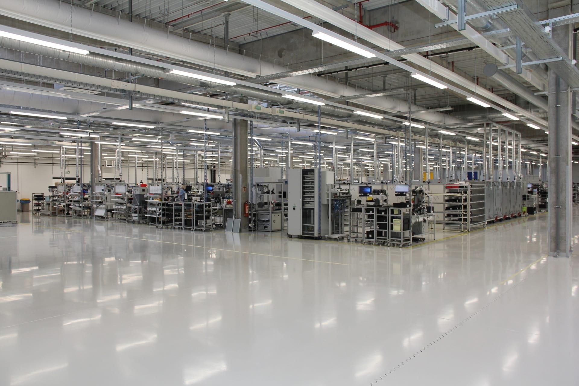P+F Manufacturing Trutnov